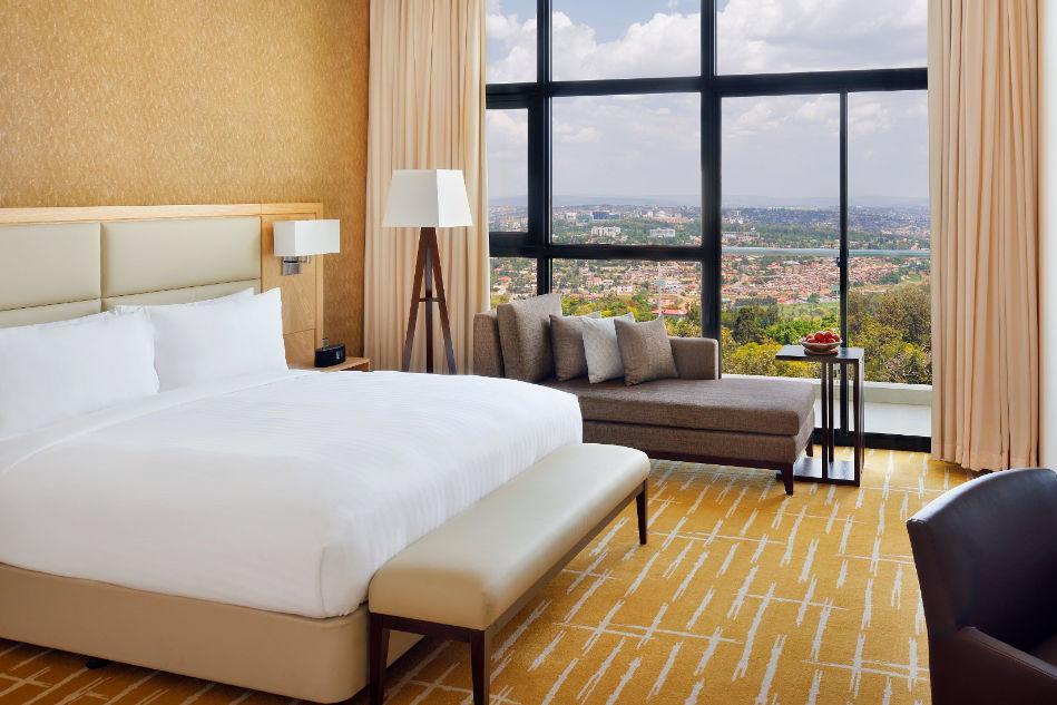 Kigali Mariot Hotel | Join Up Safaris