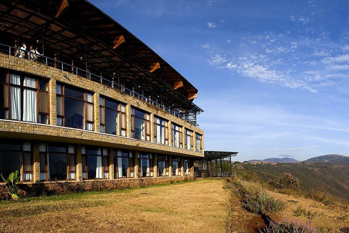 Ngorongoro wildlife lodge 23